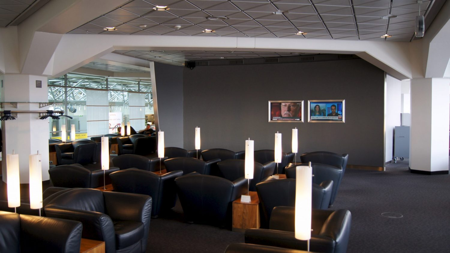 Reception & Lounge areas